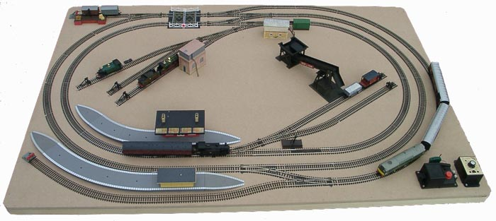 Oo train layout plans