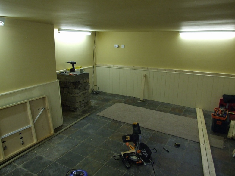 Installation of Layout